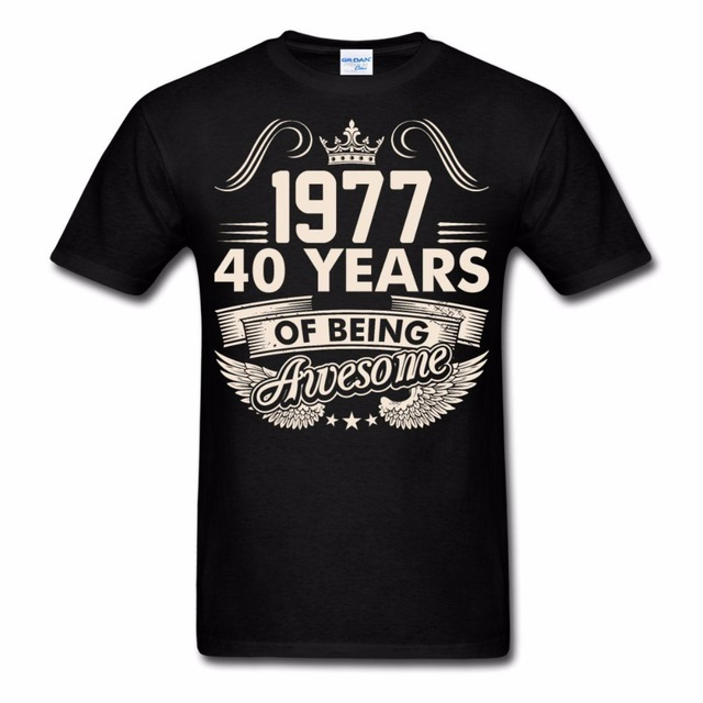 Genoeg 2019 New Brand Hoge Kwaliteit Voor Man Beter Verjaardag 40 Jaar &MT38