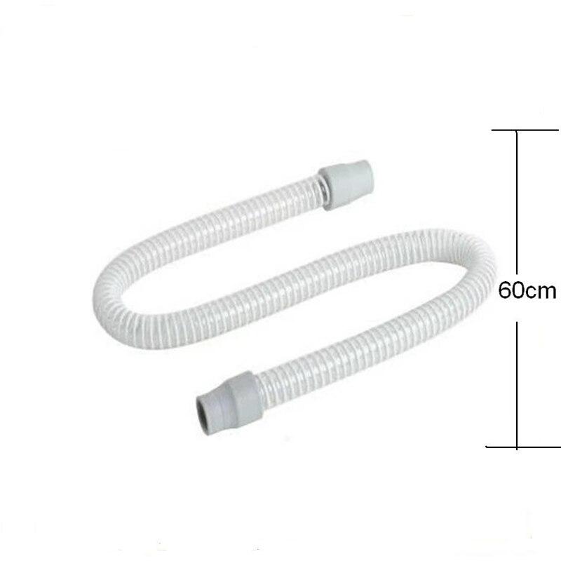 Wąż CPAP ultralekka wysokowydajna rura CPAP 45cm lub 60cm o średnicy 22mm do akcesoriów do maszyn Flexo Tiddy CPAP
