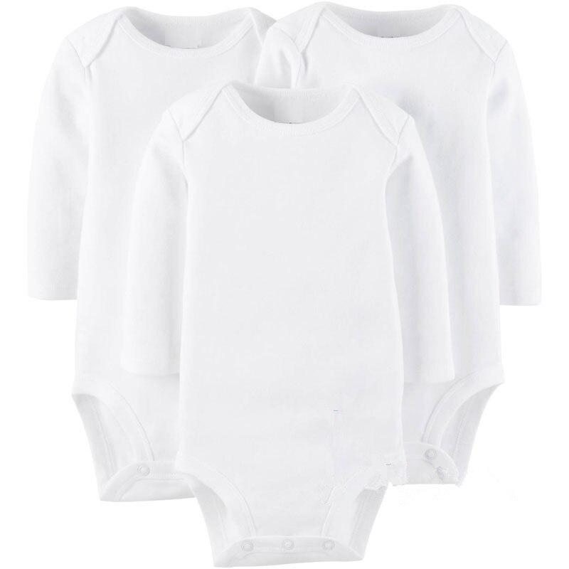 Baby Clothing Newborn Bodysuit Original Triangle Cotton Jumpsuit Boys Girls Clothes ATLL0004