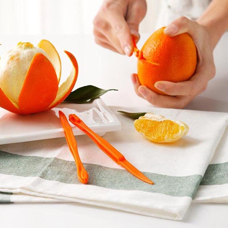 Urijk 1 Pc Kitchen Accessories Orange Peeler Grapefruit Fruit Vegetable Tools Kitchen Gadget Utensils Orange Knife