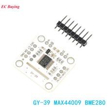 GY 39 MAX44009 BME280 Sensor Module GY 39 44009 Temperature and Humidity Sensor UART IIC TTL