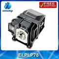 180 DAYS WARRANTY Compatible projector lamp ELPLP78/ V13H010L78 for EH-TW5200/EB-X03/EB-W03/EB-S03/EB-98/EH-TW570 with housing