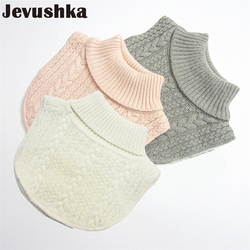 Wool Winter Baby Scarf Baby Accessories Cotton Girl and Boy Knitted Scarf Collar for Kids SF010