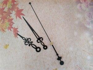 Image 2 - 50PCS מתכת שחור שעון ידיים עבור DIY שעון מנגנון ערכת DIY שלך קיר קוורץ שעון