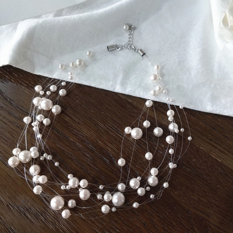 White Necklace