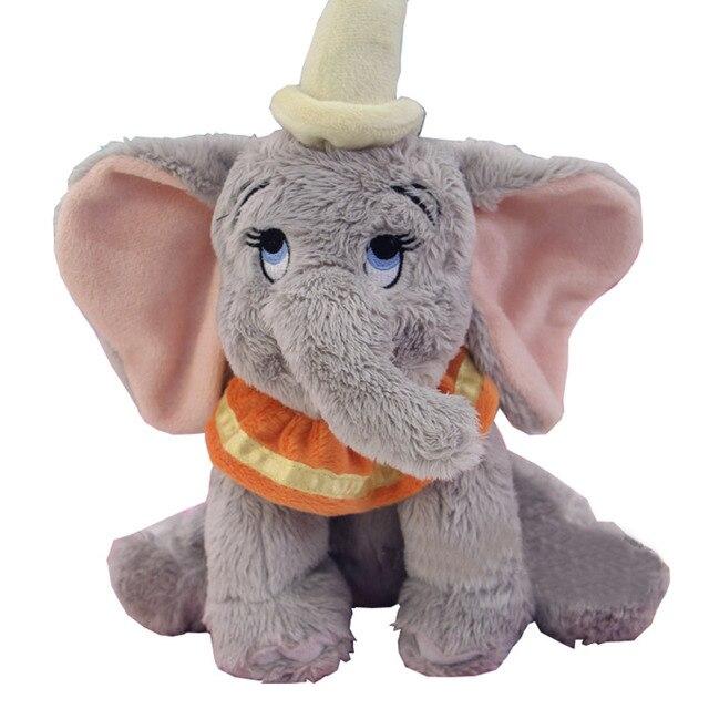 Dumbo Elefante Juguetes de Peluche Animales de Peluche Juguetes de Peluche 28 cm