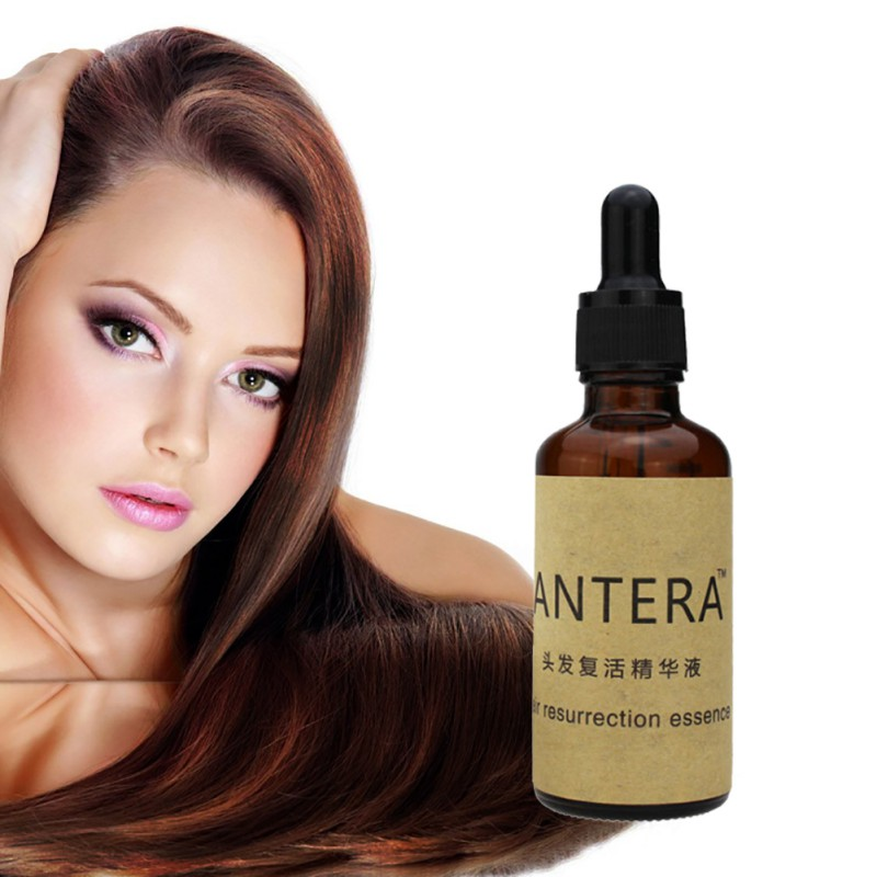 Natural Hair Treatment Growth Essence Liquid Dense increase fast Hair Serum 50ml Women Hair Care Liquid
