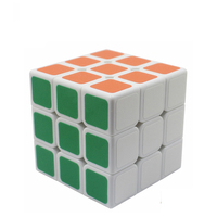 Cubo Magico 3x3x3 Magic Cube Puzzle Brain Twist Puzzle Mini Kids Learning Toy Spinner Hand 3x3