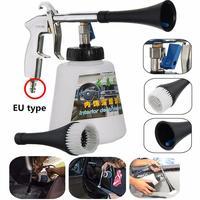 Yfashion Air Pulse High Pressure Car Cleaning Gun Washing Brush Surface Interior Exterior