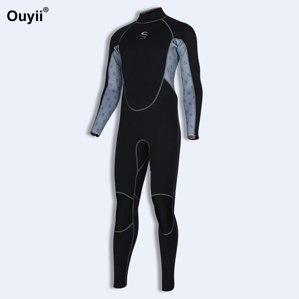 Men Wetsuit Full One Piece Spearfishing Jumpsuits Diving Suit Surf Suit Snorkeling Swimming Suit Jellyfish Clothing Wet SuitMen Wetsuit Full One Piece Spearfishing Jumpsuits Diving Suit Surf Suit Snorkeling Swimming Suit Jellyfish Clothing Wet Suit