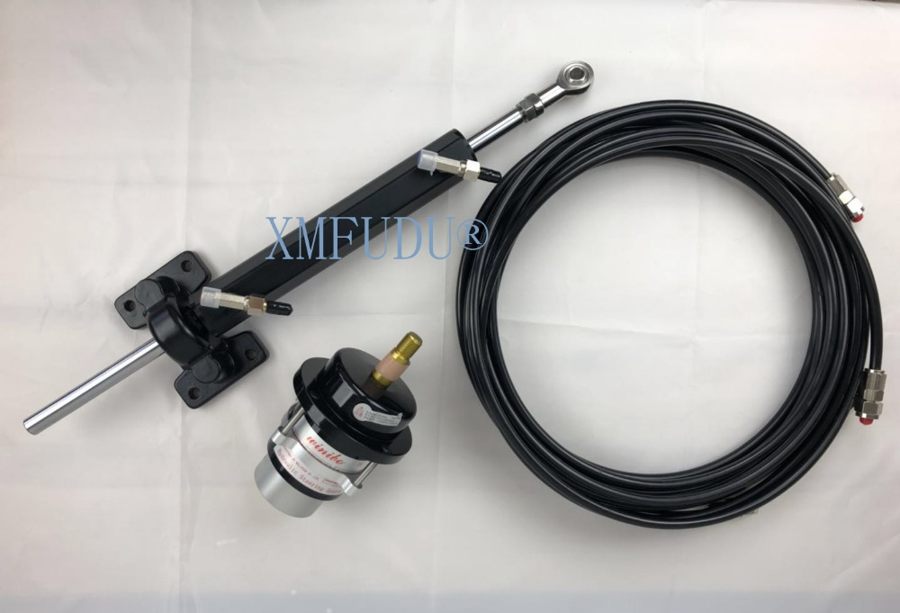 Complete Inboard System Kit For Boats Up To 10 Mt. (33ft.)