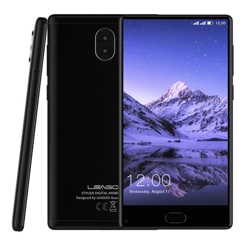 LEAGOO KIICAA MIX 4G Phablet Android 7 0 MTK6750T Octa Core 1 5GHz 3GB RAM 32GB