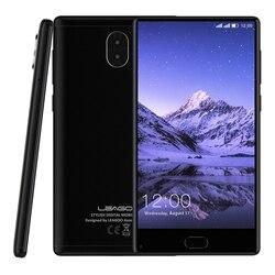 LEAGOO KIICAA MIX 4G Phablet Android 7.0 MTK6750T Octa Core 1.5GHz 3GB RAM 32GB ROM 13.0MP Rear Camera Front Fingerprint Scanner