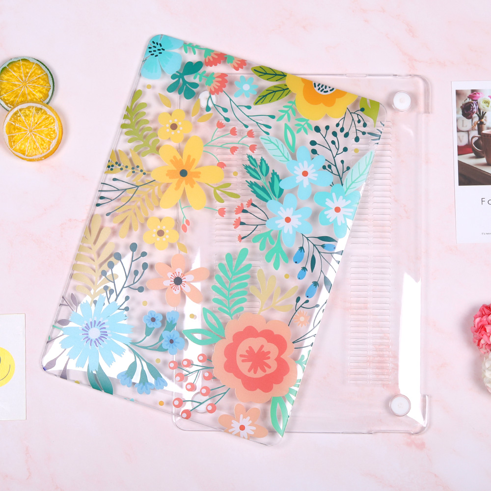 Floral Case for MacBook 142