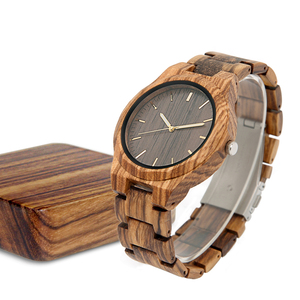 Image 2 - עץ שעון זכר רבותיי שעונים clok גברים relogio masculino יוקרה גברים מותג לגברים של מזכרות relogio שעון