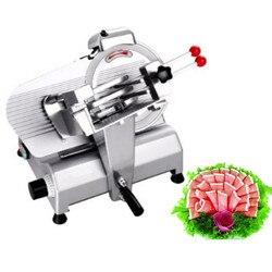 Mrożone baranina maszyna do cięcia/walcowania mięsa maszyna do krojenia/rolki mięsa krajalnica w Roboty kuchenne od AGD na