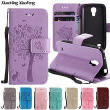Чехол-книжка с бумажником для samsung Galaxy S4 Mini, чехол-накладка для samsung S4 Mini i9190, чехол для samsung Galaxy S4 Mini, чехол S5 Mini