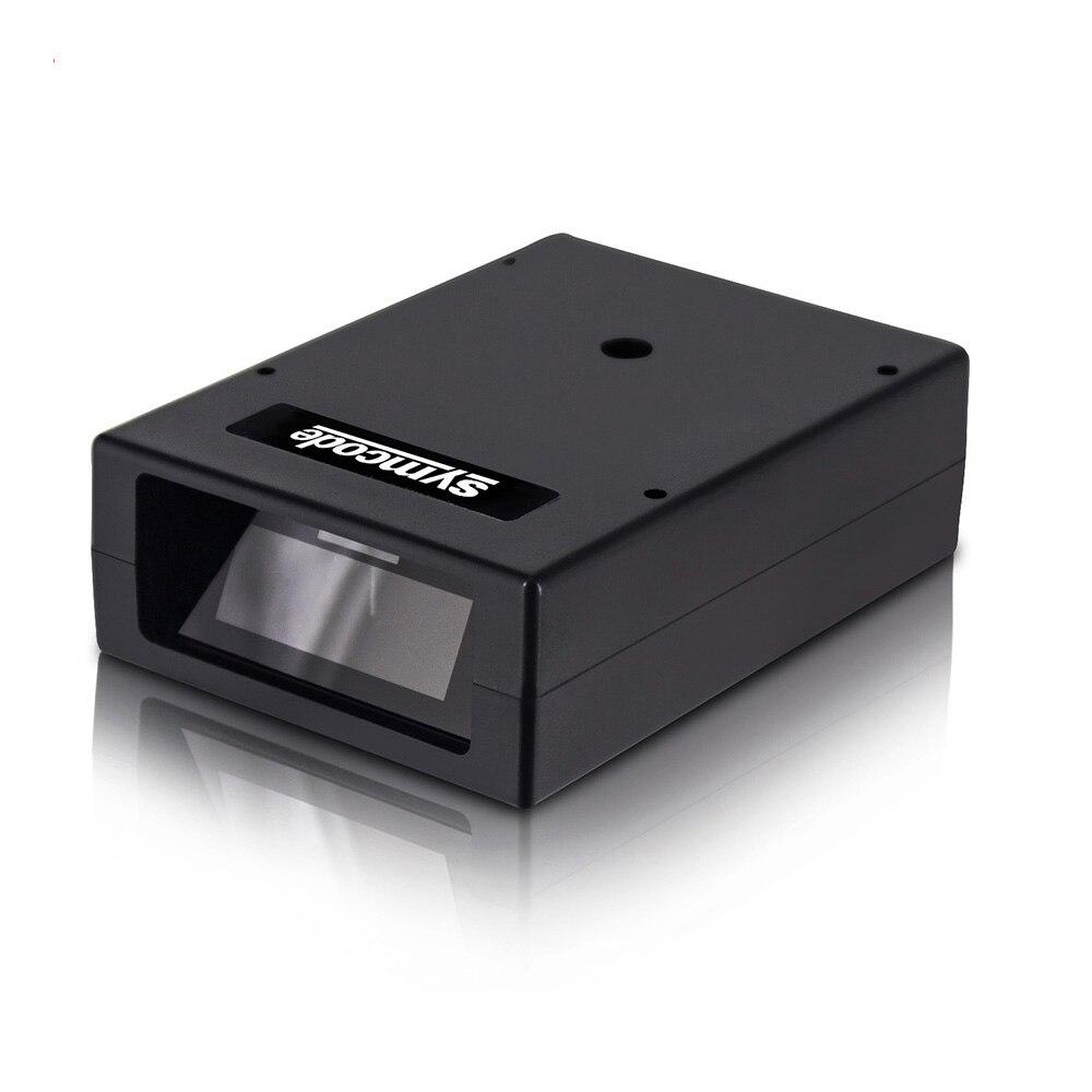 Symcode автоматический сканер штрих-кода, USB лазерной проводной Ручной Портативный автоматическая коробка 1D Barcode Reader