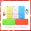 10pcs/lot High Quality Replacement Back Housing Rear Cover Case Battery Door For Iphone 5C Green Yellow White Red Blue