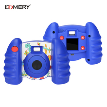KOMERY Original Digital Video Children Camera Comfortable Feel Anti-fall And Durable Kids Toys Photography