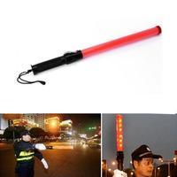 LanLan Multifunction Traffic Baton with Hanging Rope 54X3cm|Indicator Lights| |  -