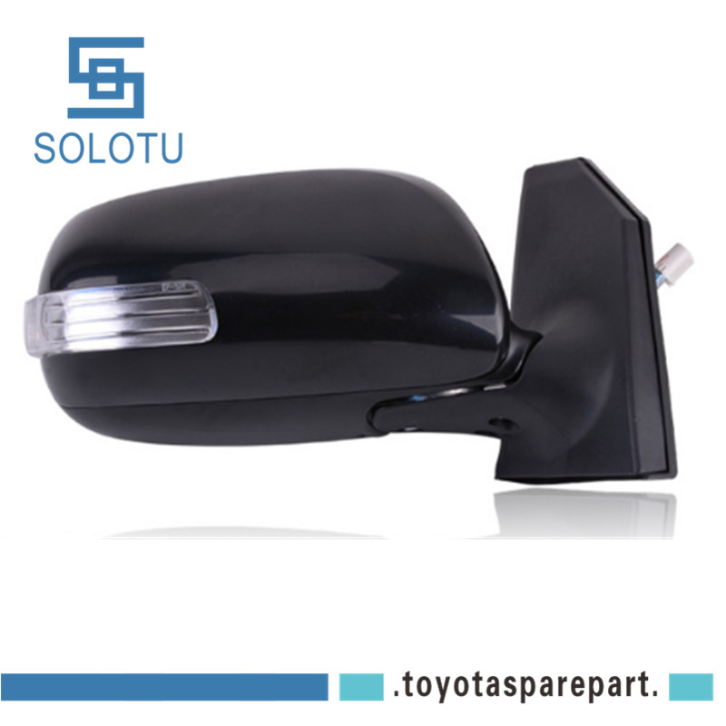 Rearview Side Mirror 5P For COROLLA ZRE120 2012 87910 YK010 RH 87940 YK010 LH