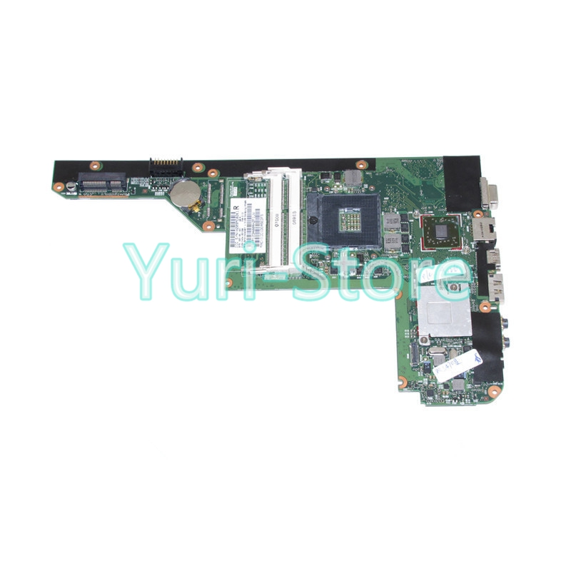 NOKOTION SPS 628186-001 For HP Pavilion DV3 DV3-4000 laptop motherboard HM55 DDR3 HD 5430 512M Graphics nokotion sps v000198120 for toshiba satellite a500 a505 motherboard intel gm45 ddr2 6050a2323101 mb a01
