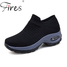 Fires Women's Running Shoes Summer Sneakers Athletic Woman Sport Shoes Ladies Walking Shoes Soft Light Outdoor Zapatillas Mujer