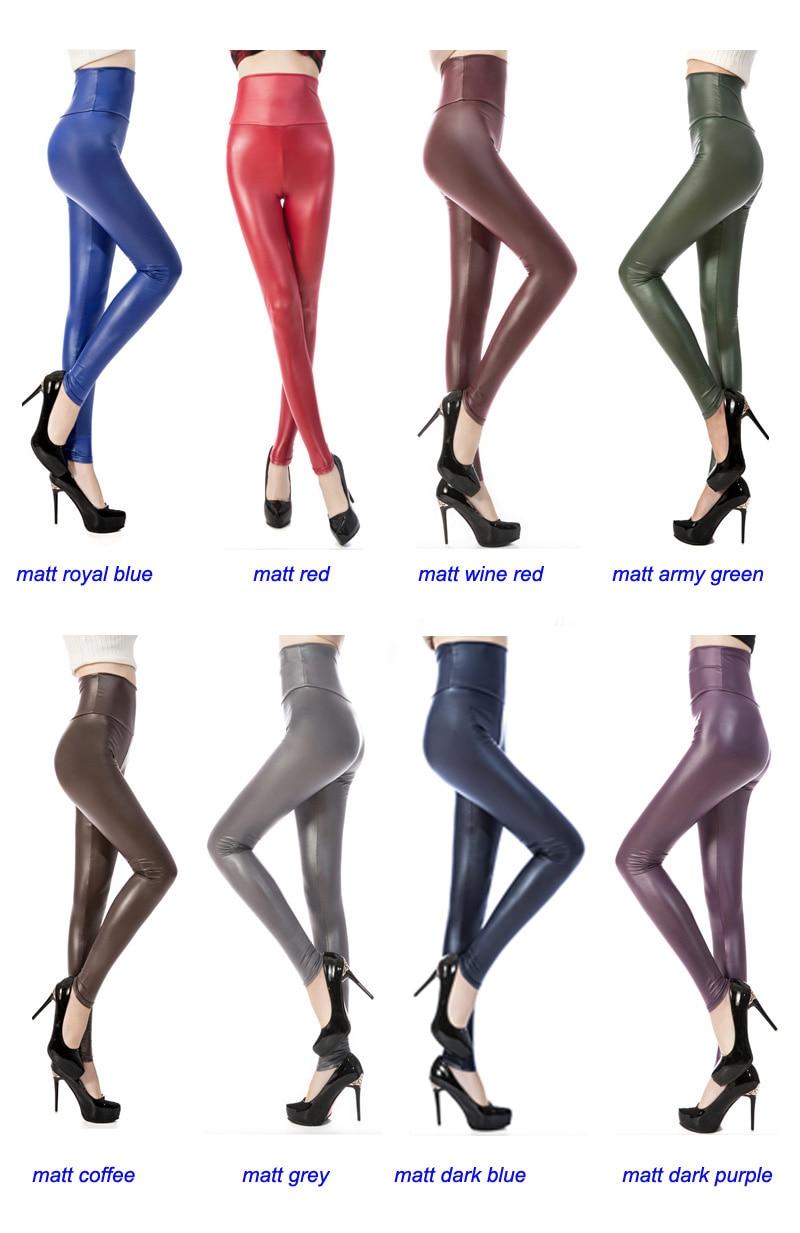 8 matt colors