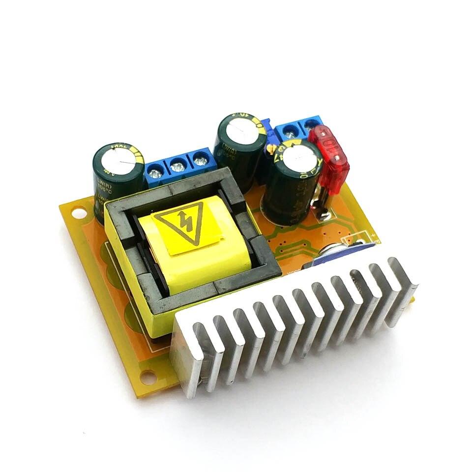 Новый DC-DC высоковольтный конденсатор для зарядки ZVS Boost Module Guns 45-390V 780V Регулируемый регулятор с одним выходом