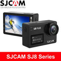 SJCAM SJ8 Pro Action Camera SJ8 Plus Sports DV 1290P 4K WiFi Remote 30m Underwater Waterproof SJ Outdoor Sport Cam SJ8 Air