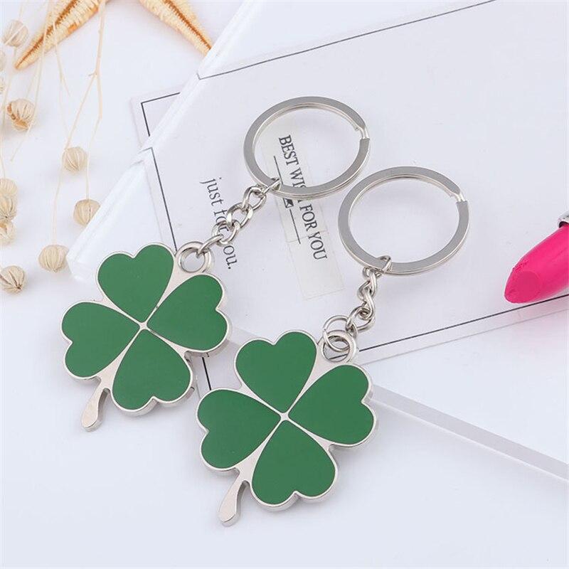 Four Leaf Clover keychain (2)