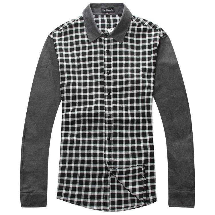 XXXL 4xl 5xl 6xl 7xl 8xl men shirt shirts mens dress brand clothes slim fit denim men's clothing RED - Online Store 226431 store