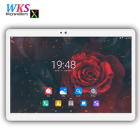 2018 Newest 10 Inch Tablet Pc Android 7 0 Octa Core RAM 4GB ROM 32 64GB