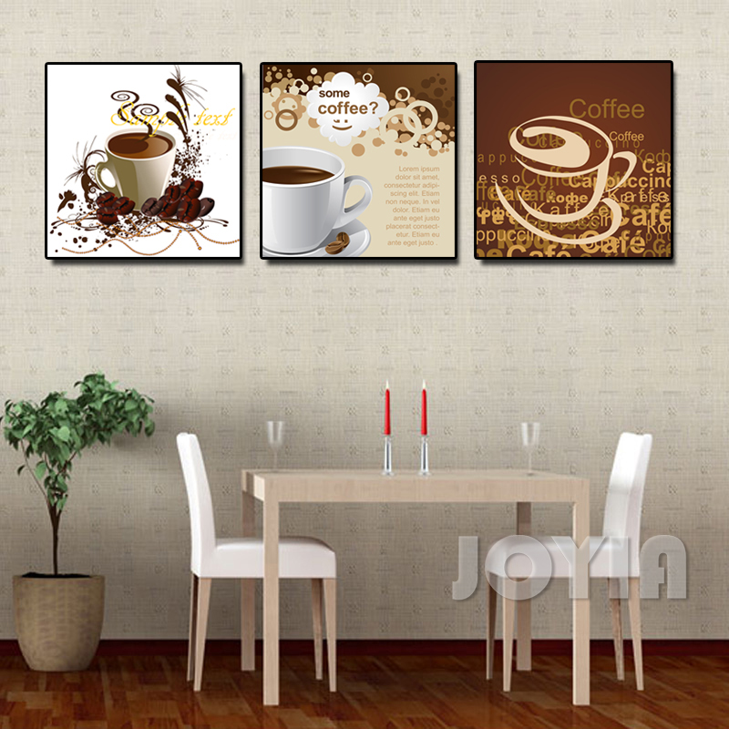 Buy Abstract Cafe Words Art Pictures For Wall Decor Dinning Room Kitchen Room