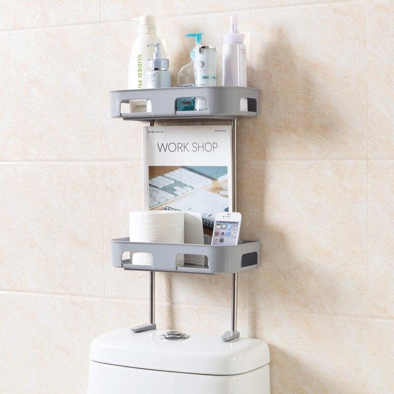 Free perforated multi layer Storage rack washstand bathroom racks ...