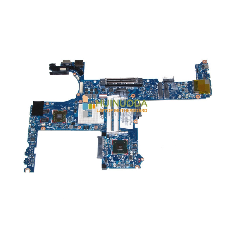 NOKOTION 642753-001 Main Board For Hp Elitebook 6460P 8460p Laptop Motherboard System Board QM67 AIT HD6470M DDR3 for chevrolet camaro 2010 2011 2012 2013 excellent angel eyes kit multi color ultrabright rgb led angel eyes halo rings