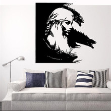 Дракон мать дизайн графический стены винила наклейка Дейенерис Таргариен из Игра престолов настенные фрески pegatina де сравнению