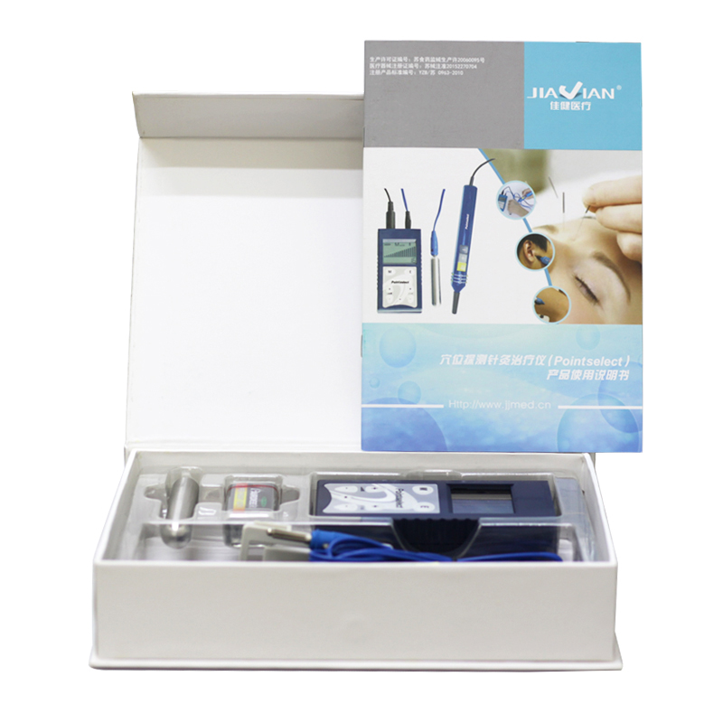Point Sélectionnez Massage Musculaire Stimulateur Aiguille Aiguille D'acupuncture Électronique Stimulateur soins de santé
