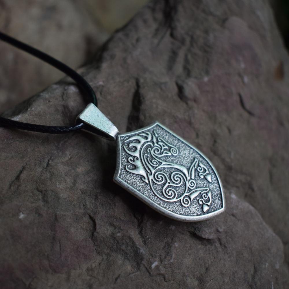 1pcs original celtic horse pendant necklaces for women men animal 1pcs original celtic horse pendant necklaces for women men animal jewelry horse sanlan jewelry in chain necklaces from jewelry accessories on aloadofball Images