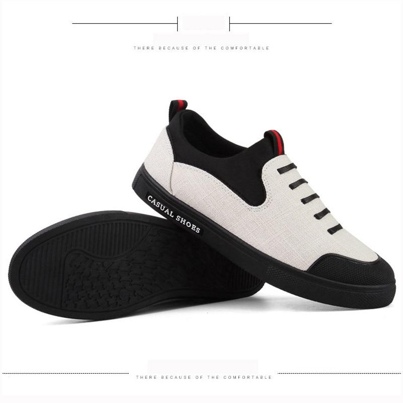 Marque Designer Chanvre Beige Mode Hommes Respirant Chaussures Mb811812 Casual gris ardoisé Luxe De xYwZqp
