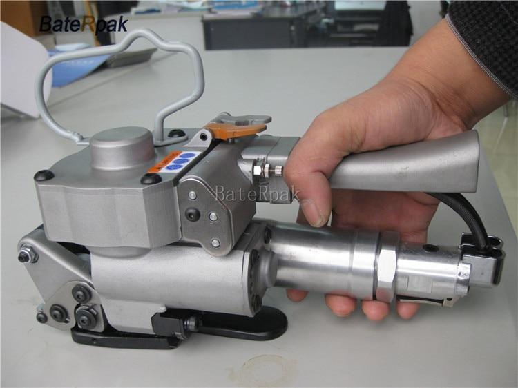 AQD-19/25 BateRpak PET pneumatikus hevederes szerszámok, hordozható - Elektromos kéziszerszámok - Fénykép 4