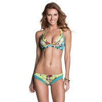 Brazilian Bikinis Women 2017 Thong Triangle Bikini Set Push Up Swimwear Women Summer Beach Wear Sexy