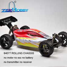 HIGH QUALITY NEW RC CAR HSP Racing Car Fable EB5  94077 1/5 electric brushless 4x4 off road buggy rolling chassis no electronis