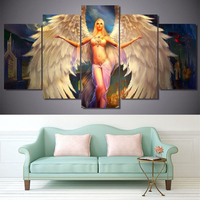 Beautiful Angel Girl Diy 5D Diamond Painting Cross Stitch Square Drill Sets Home Decorative Diamond Embroidery