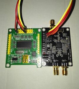 Image 5 - ADF4350 ADF43501 PLL RF אות מקור תדר סינתיסייזר פיתוח לוח סינוס גל/CY7C68013A USB 2.0 לוח היגיון מנתח