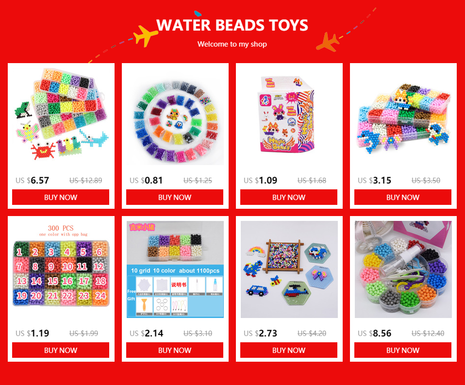 2019 Beads Perler Pegboard Arts&Crafts For Children Water Beadbond Diy  Dolphin&Whale Educational Toy For Kids Wholesale Puzzle