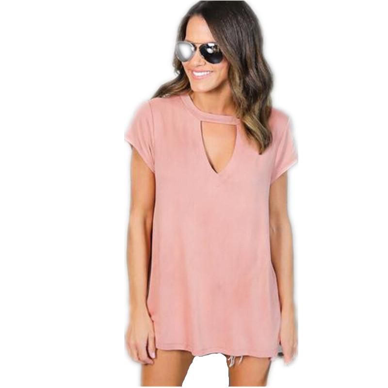 HTB1FSpGQFXXXXaXXpXXq6xXFXXXH - Women Fashion T-Shirts Summer Cotton Short Sleeve Casual
