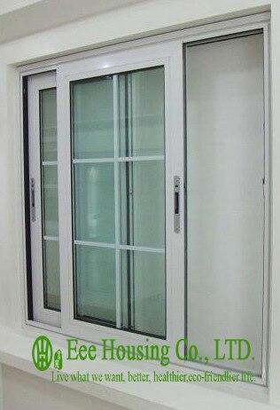 Fenêtre Coulissante En Verre Daluminium Pour Projets De Villa