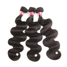 Hair Single Brazilian Body Wave Bundles